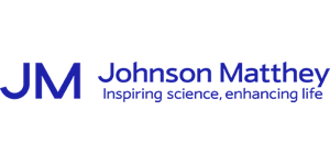 Johnson Matthey logo Inspiring Science