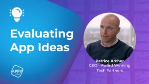 Evaluate your app idea course